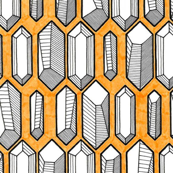 minerals pattern