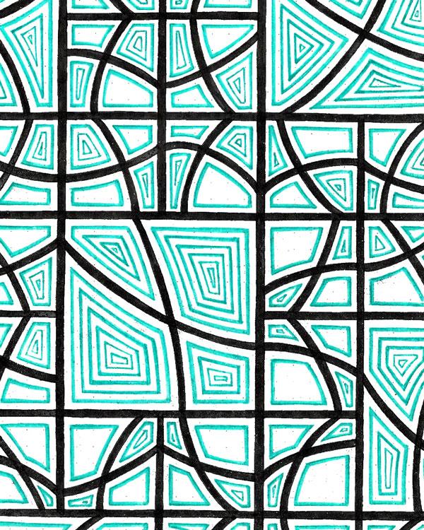 tessellation pattern